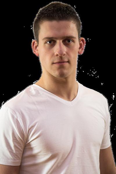 Adam Rzetecki - trener personalny Katowice
